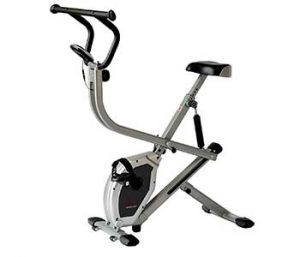 Dual-Action Stationary Exercise Bikes