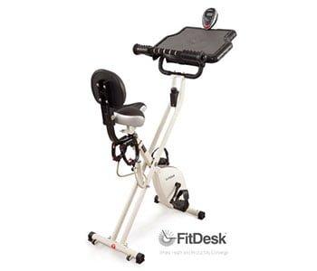 Fitdesk 2 0 Desk Exercise Bike With Massage Bar2
