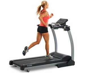 LifeSpan TR1200i Folding Treadmill