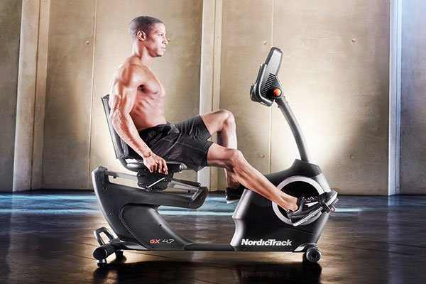 NordicTrack GX4.7 Recumbent Bike