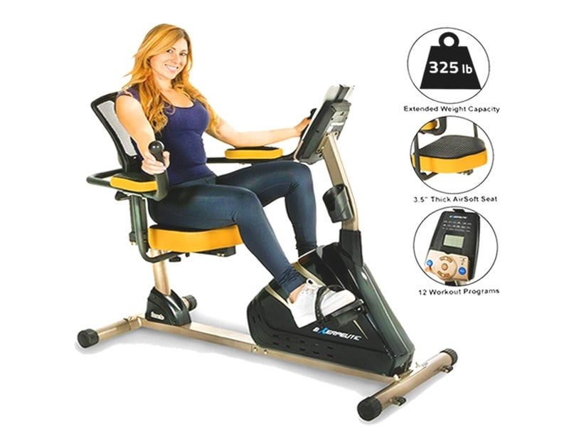 Best upright exercise bike for losing weight