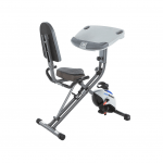 Exerpeutic-ExerWorK-1000-Fully-Adjustable-Desk-Folding-Exercise-Bike-with-Pulse