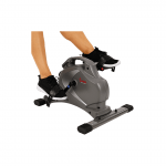 Sunny-Health-&-Fitness-SF-B0418-Magnetic-Mini-Exercise-Bike,-Gray
