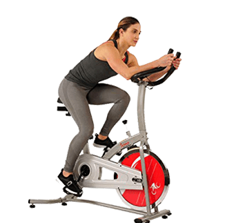 How to use the stationary bike
