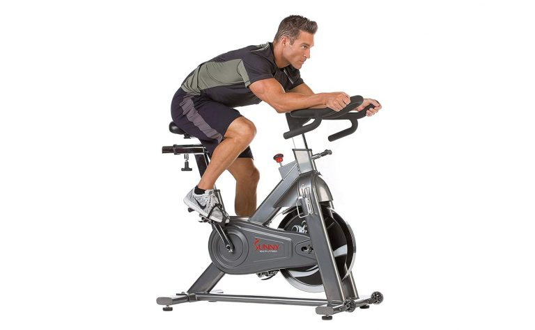 13.-Heavy-Duty-Chain-Drive-Indoor-Cycling-Exercise-Bike-by-Sunny-Health-Fitness