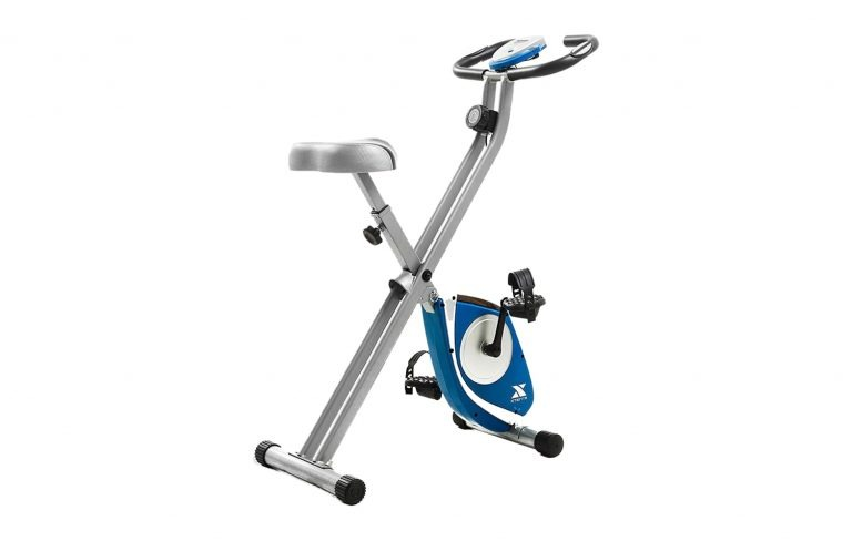 15.XTERRA-Fitness-FB150-Folding-Exercise-Bike-Silver