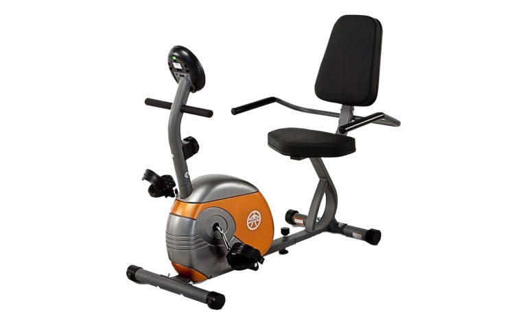 5.Marcy-Recumbent-Exercise-Bike-with-Resistance-ME-709