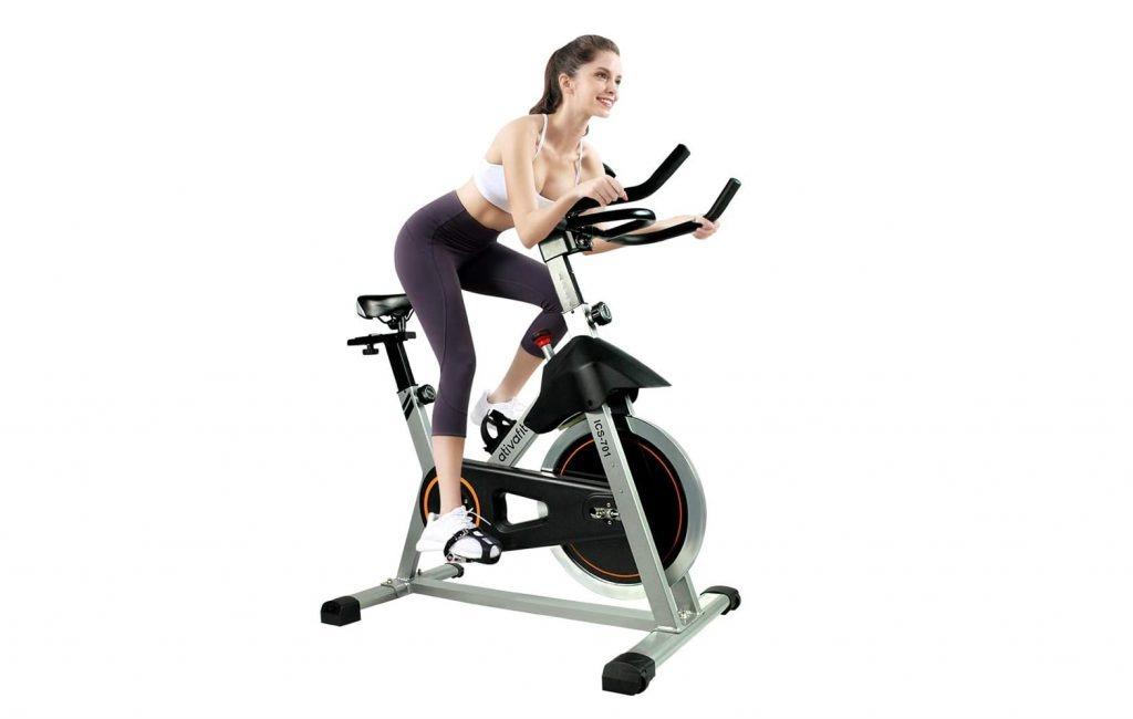 8.ATIVAFIT-Indoor-Cycling-Bike-Stationary-40-lbs-Flywheel