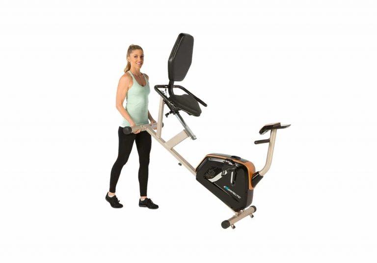 Exerpeutic Gold 975 Recumbent Exercise Bike Reviews