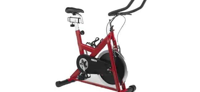 Higol spin bike review