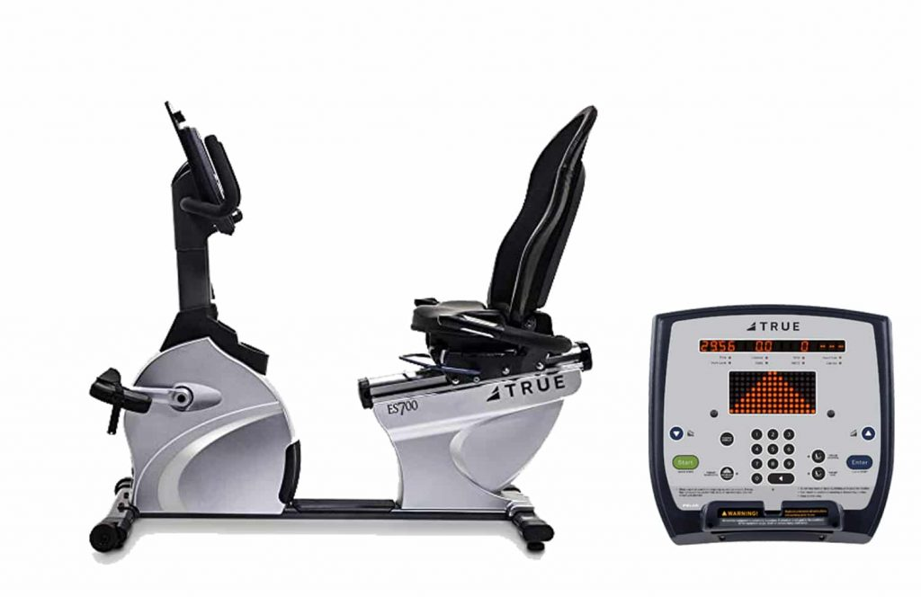 True es700 recumbent bike review review