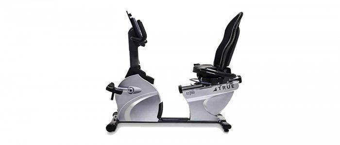 True es700 recumbent bike review