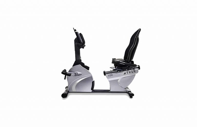 True es700 recumbent bike review