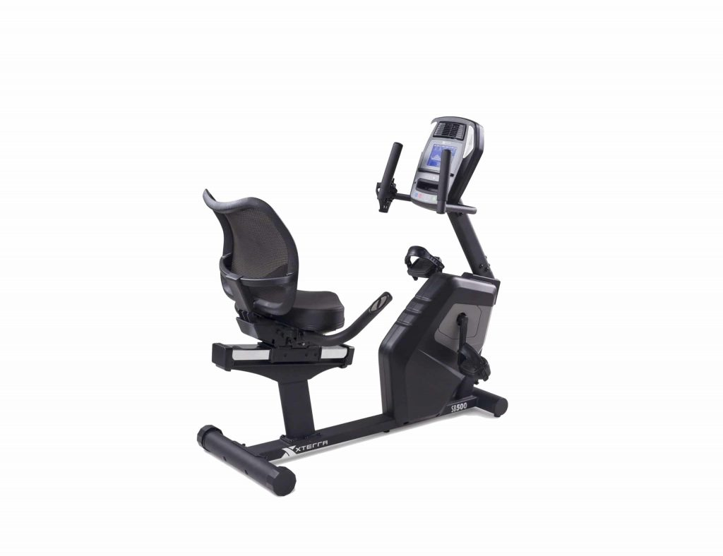 Xterra SB550 recumbent bike reviews
