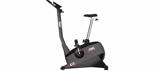 York exercise bike review