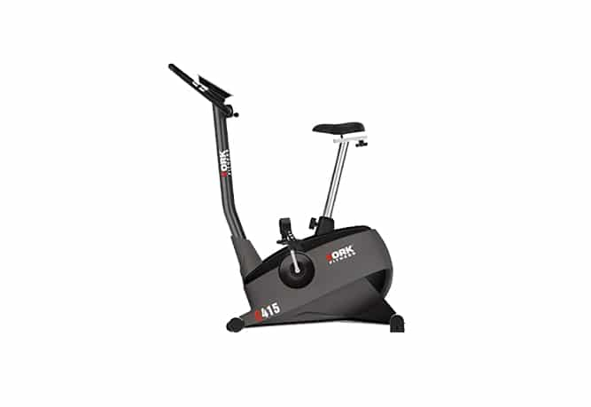 York exercise bike review