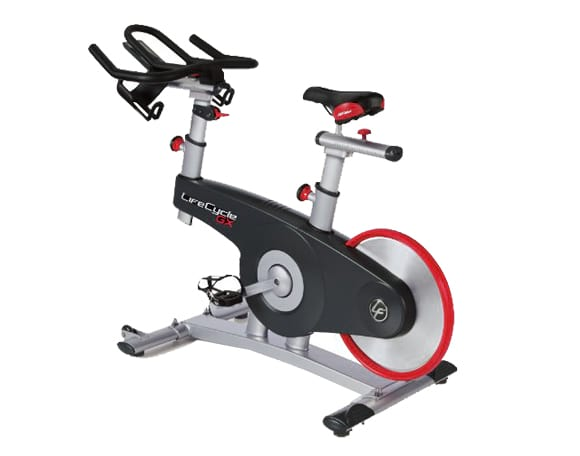Lifecycle GX Spin Bike Review