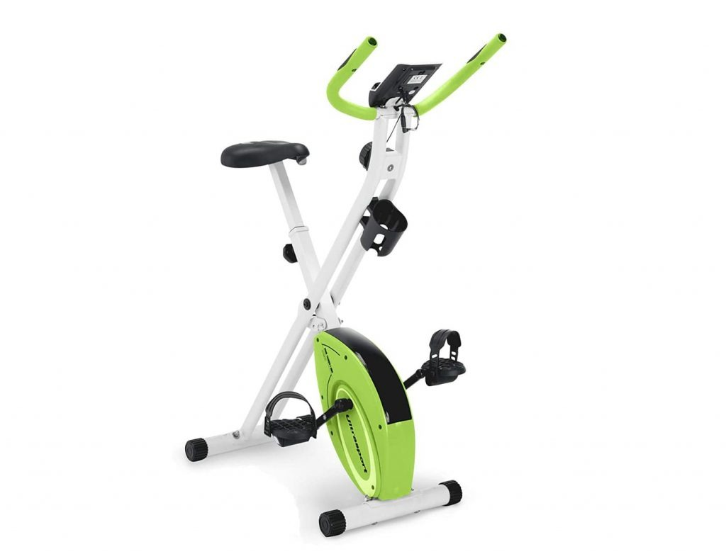 Marcy folding stationary bike review