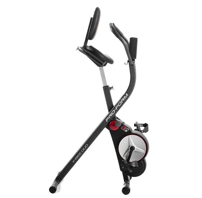 Proform duo exercise bike