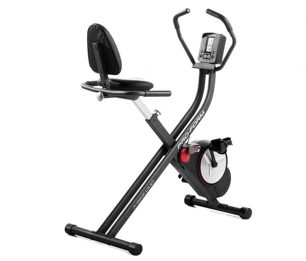 Proform duo exercise bike reviews