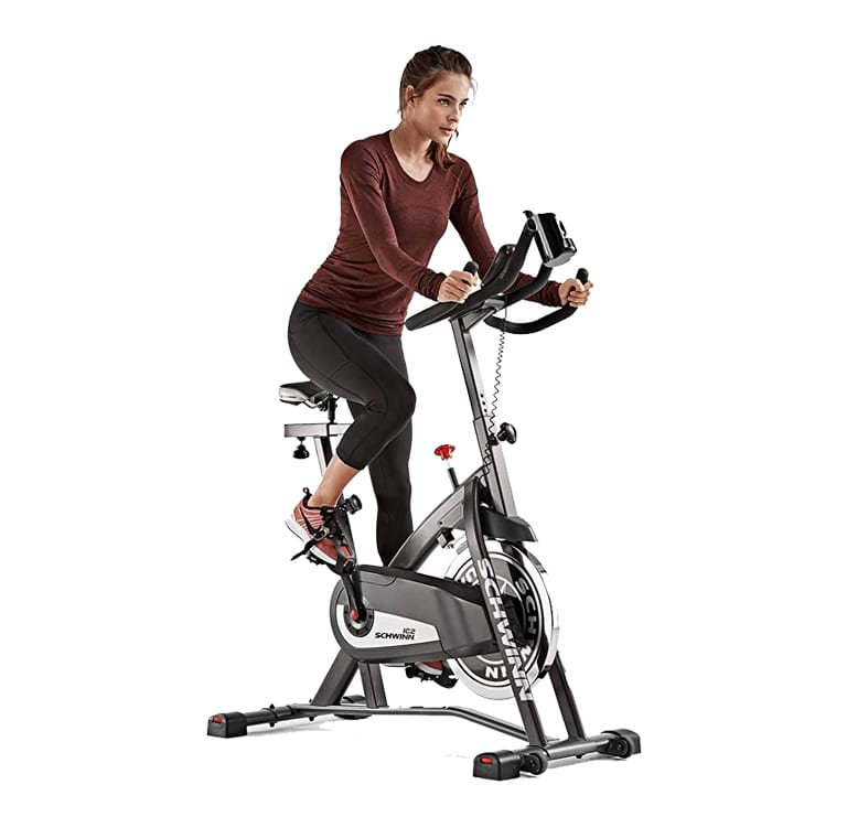 Schwinn ic2 spin bike review