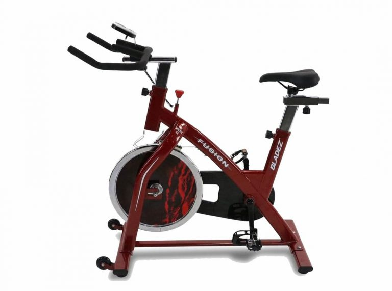 bladez fusion spin bike review