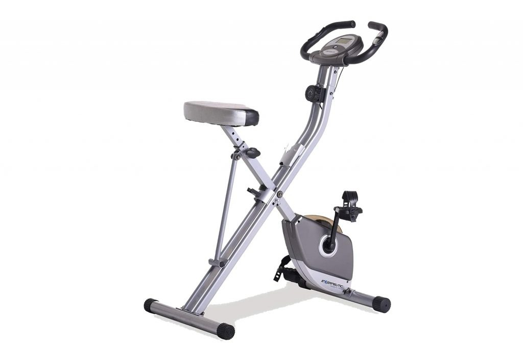 fold away exercise bike reviews
