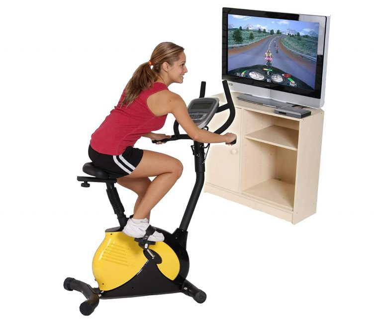 Game rider exercise bike review