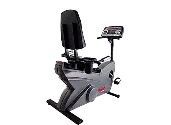 life fitness 9500hr recumbent bike reviews