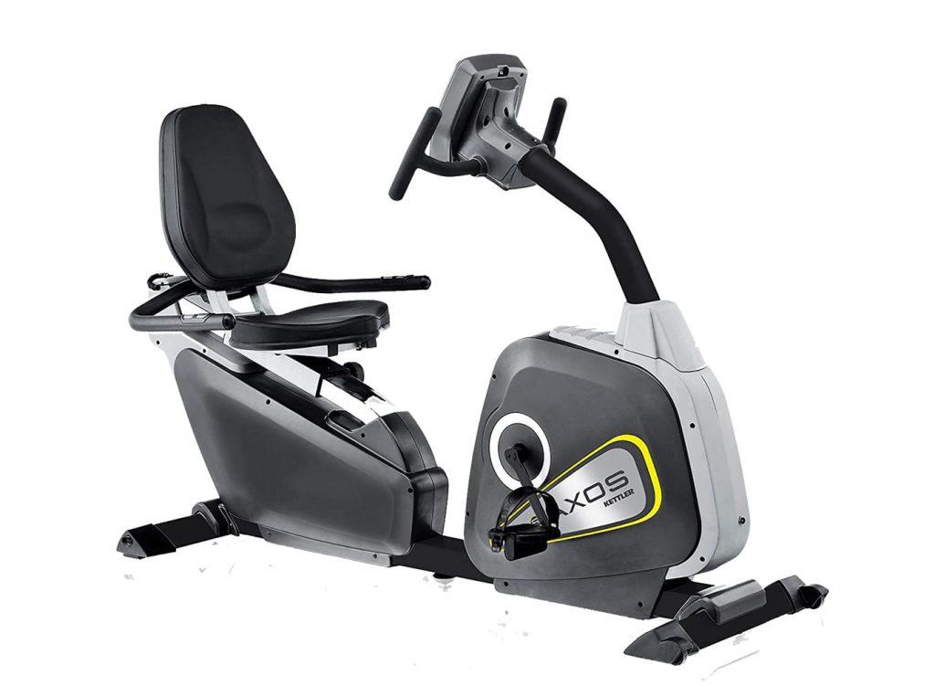 Kettler recumbent exercise bike review