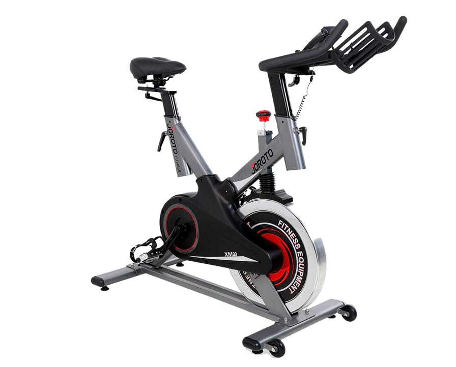 Magnetic spin bike review
