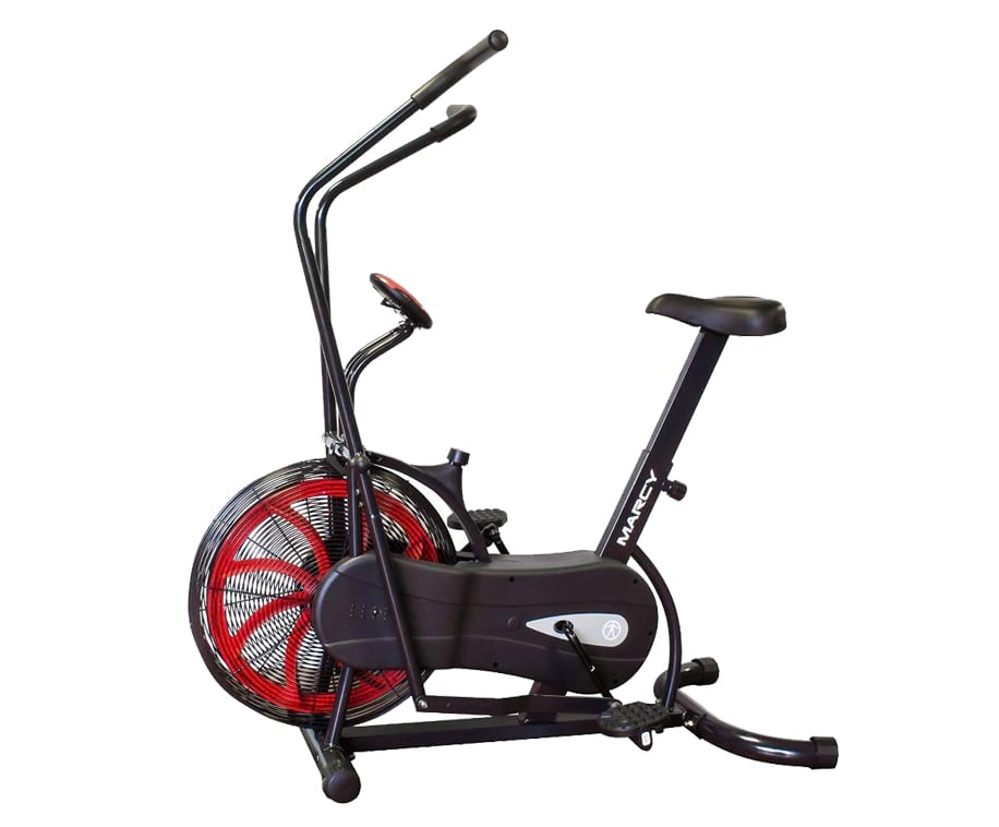 Marcy Air Resistance fan Exercise Bike