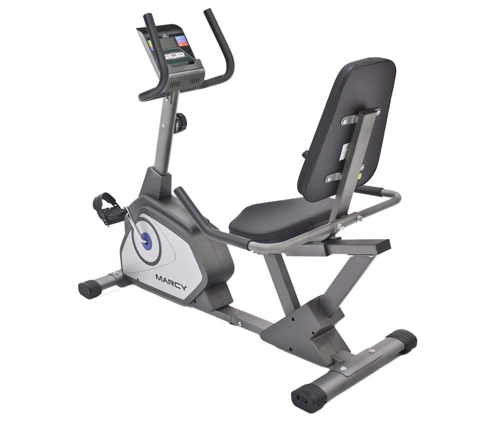 Marcy NS-40502R Magnetic Recumbent Bike