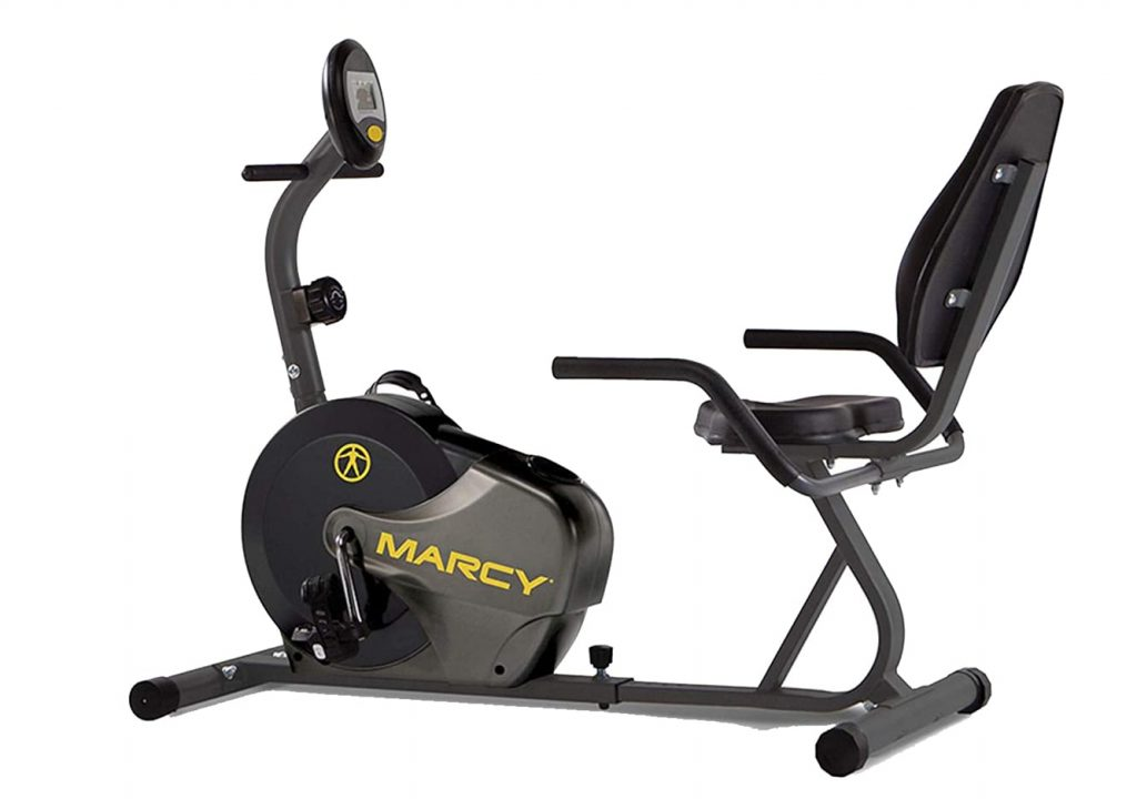 Marcy NS-716R Magnetic Recumbent Bike