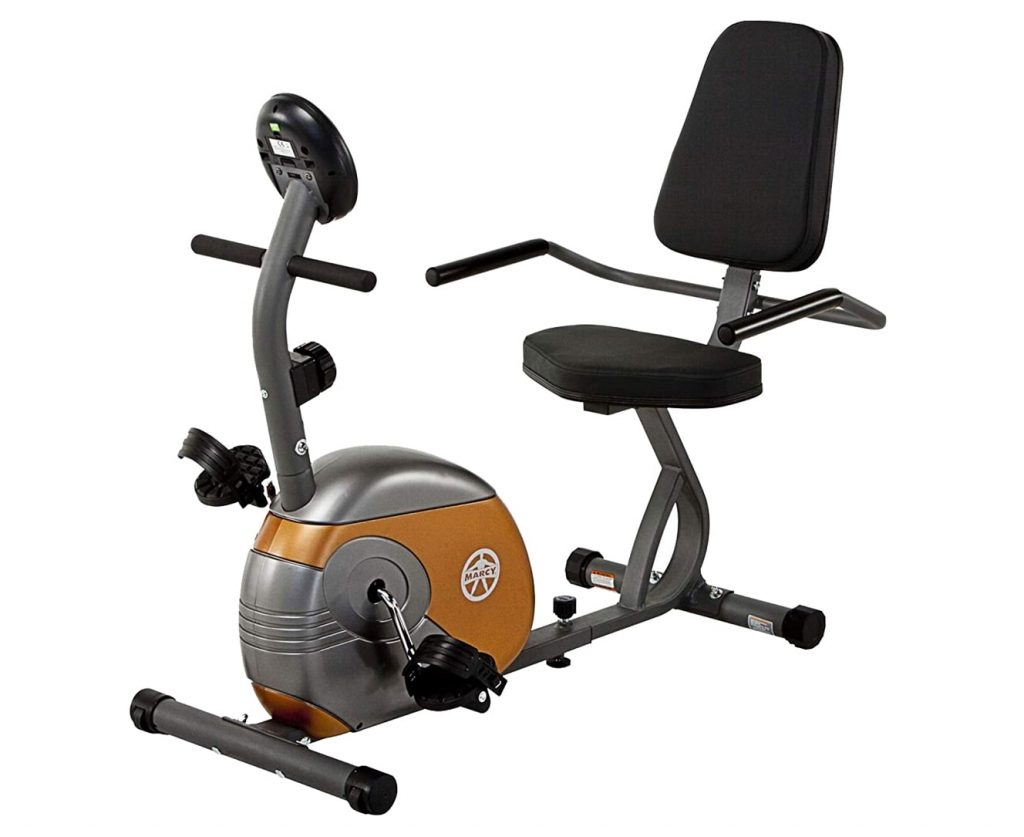 Marcy Recumbent Exercise Bike ME-709