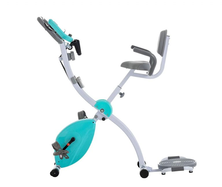 5 Best foldable exercise bike on the market