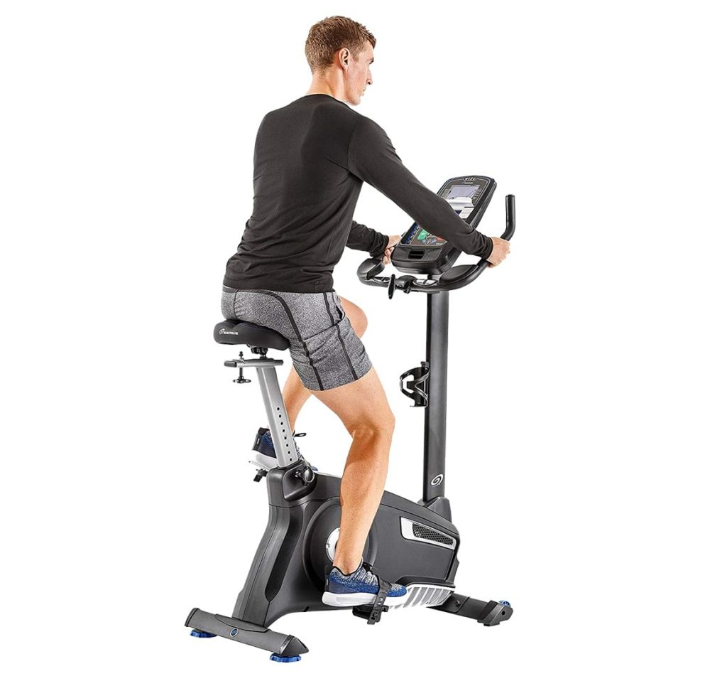 Nautilus u616 upright bike review