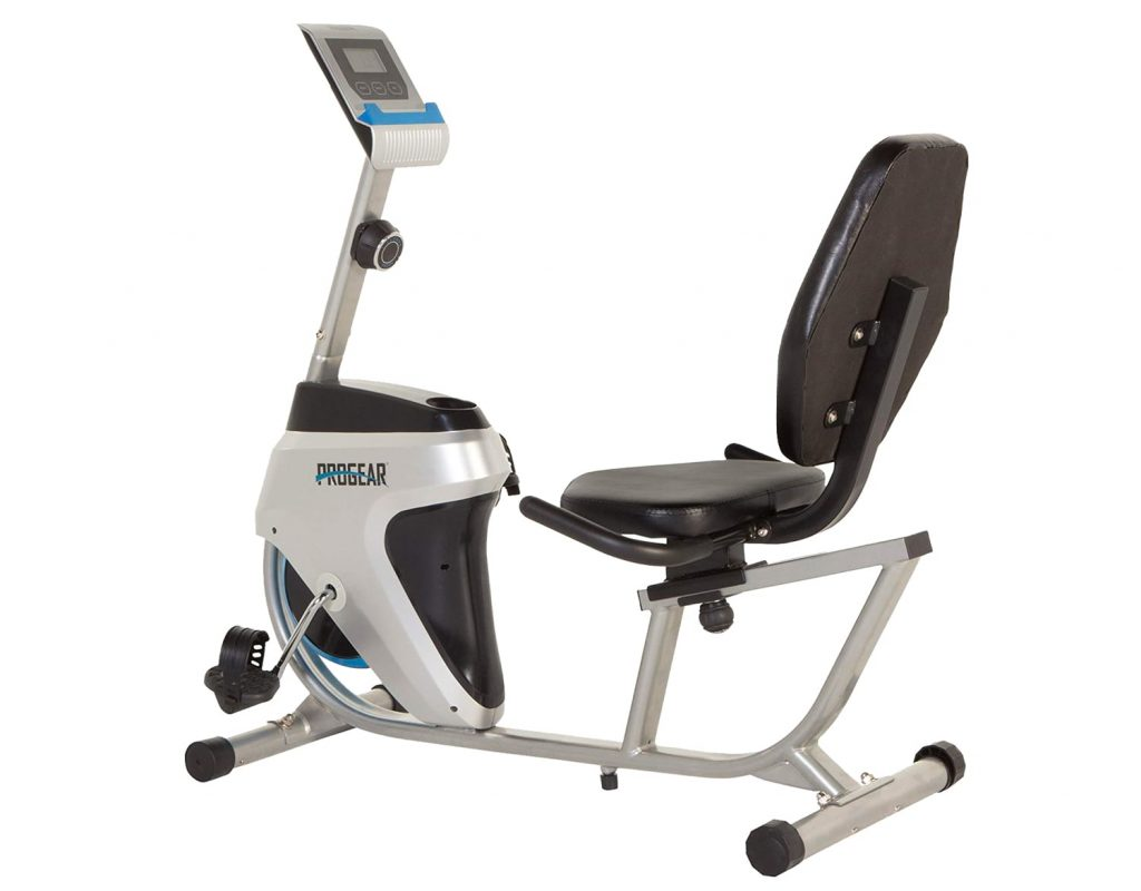 PROGEAR 555LXT Magnetic Recumbent Bike