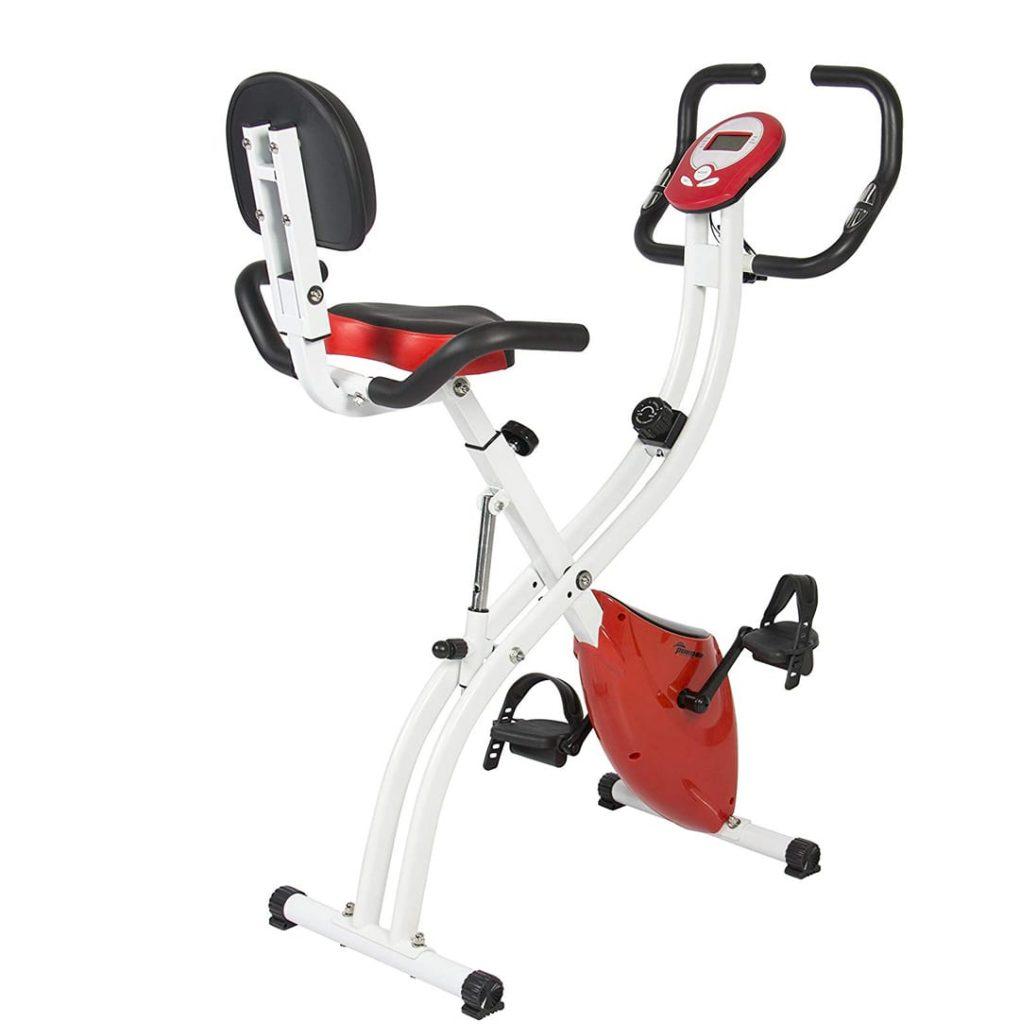 SKY2380 semi-recumbent exercise bike