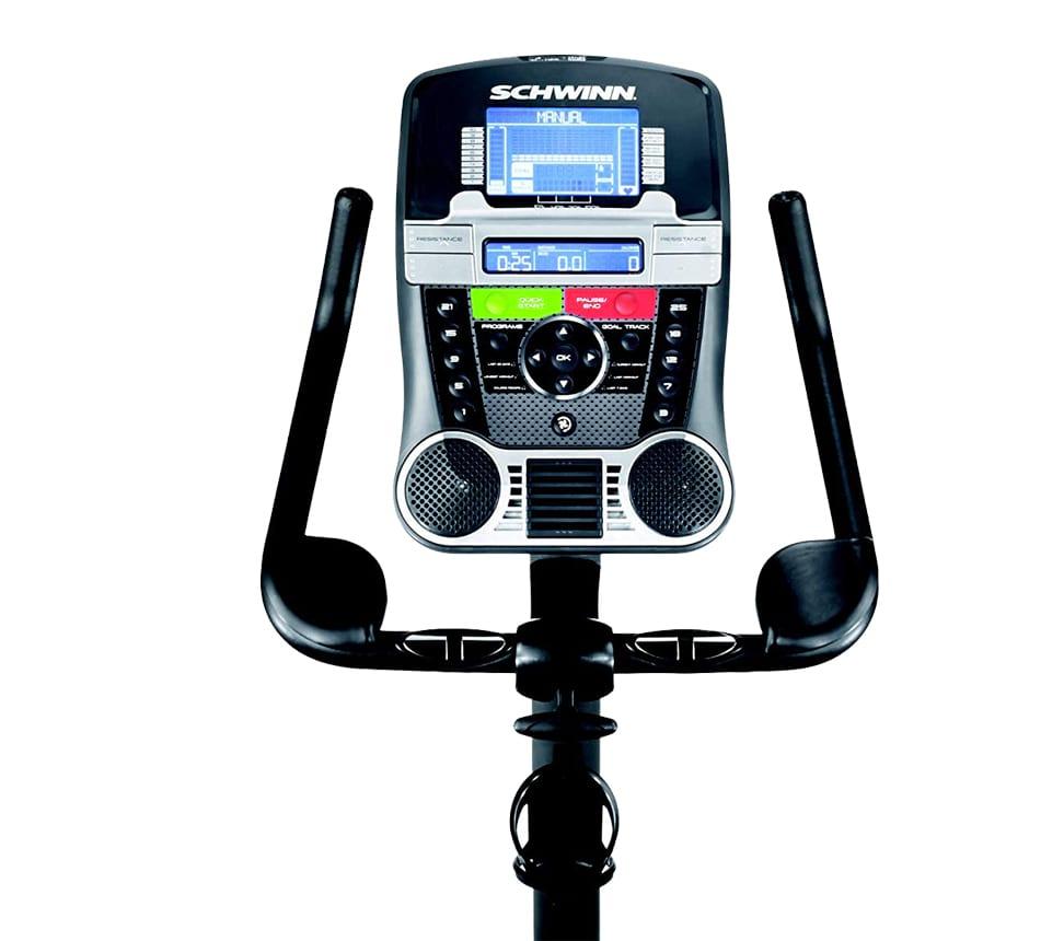 Schwinn 170 Upright bike console