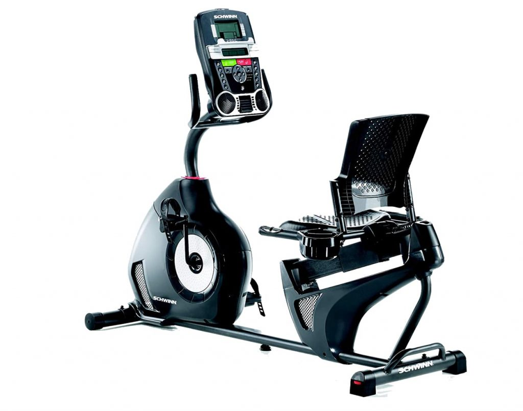 Schwinn 230 recumbent exercise bike reviews