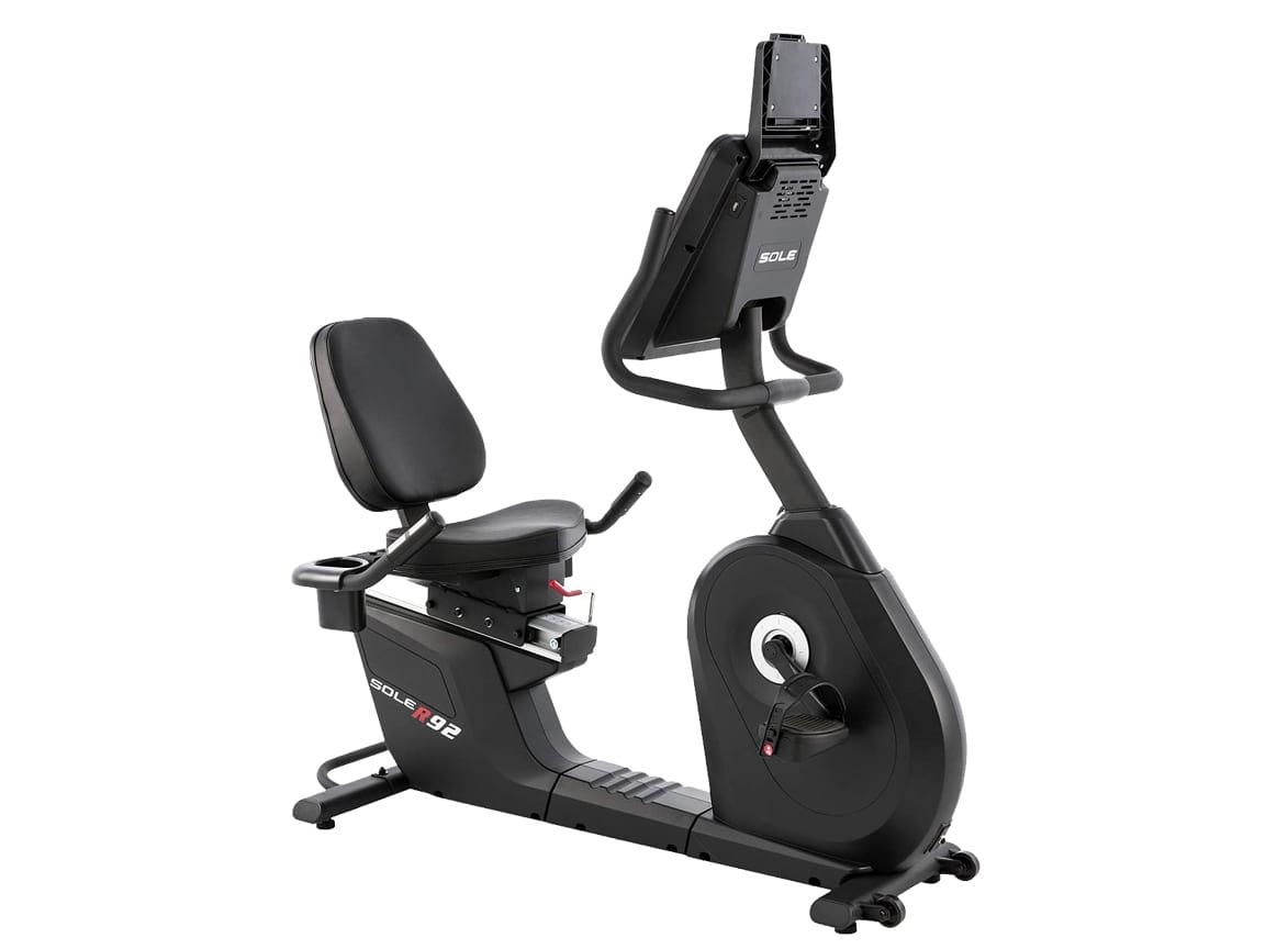 Sole R92 Recumbent Bike Reviews Health Amp Fitness