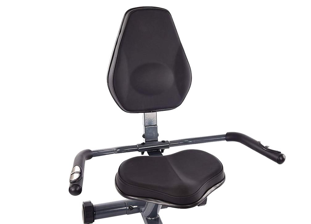 Stamina 15-4831 magnetic recumbent exercise bike seat