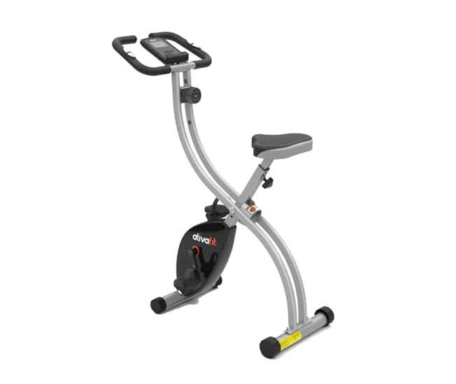 ATIVAFIT Folding Magnetic Upright Bike (4.5, 129)