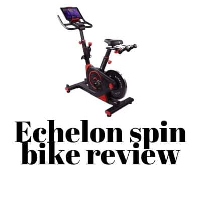 Echelon Spin Bike Review