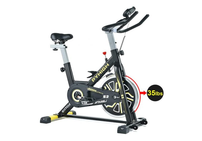 Pyhigh Indoor Stationary Cycling Bike (4.6, 294)