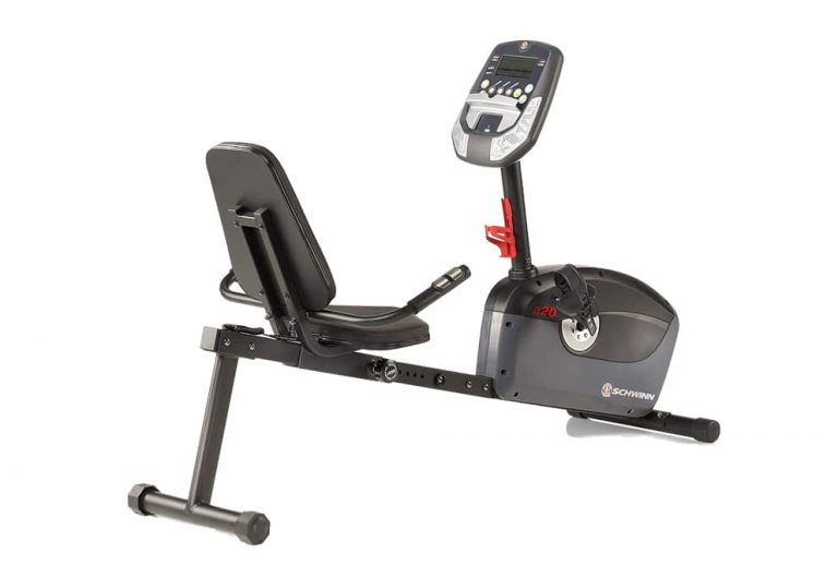 Schwinn A20 Recumbent Exercise Bike (4.3, 249)