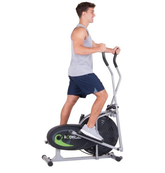 Body Rider BR1830 fan elliptical trainer