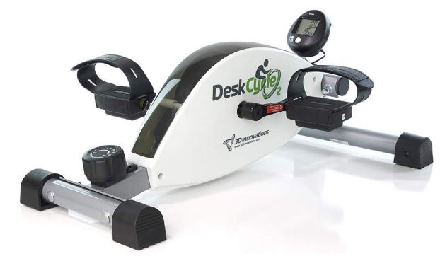 DeskCycle 2 mini exercise bike