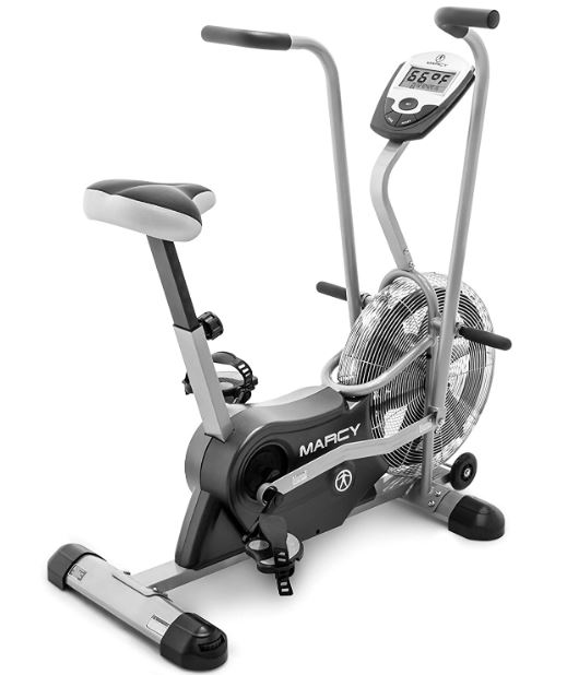 Marcy Air-1 upright fan exercise bike